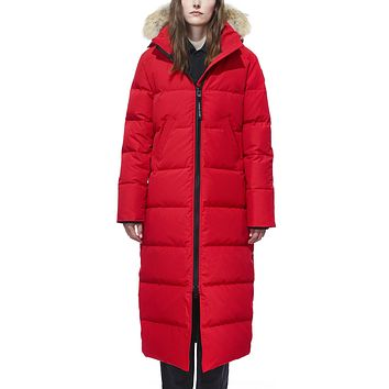 Canada Goose Women's Mystique Parka Coat| Best Deal Online