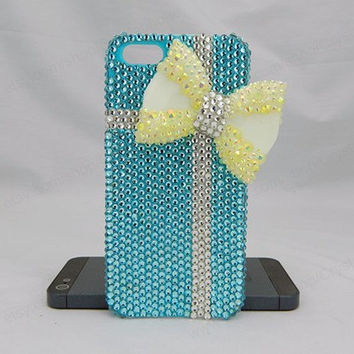 Bow iPhone 6 case,cross bling iphone case,Crystal iphone 6 Plus,Rhinestone iphone 5/5S/5c,iphone 4 case samsung galaxy S3/S4/S5