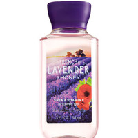 French Lavender & Honey Travel Size Shower Gel - Signature Collection | Bath And Body Works