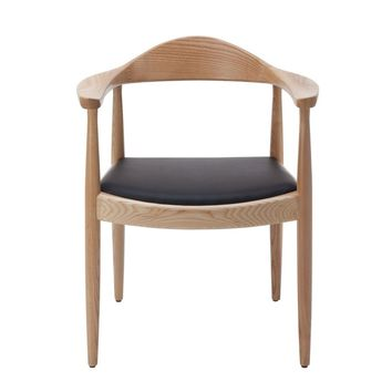 PP503 Kennedy Chair - PU Seat - Reproduction