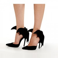 Jeffrey Campbell 'Bat Bat', pump - Ashbury Skies