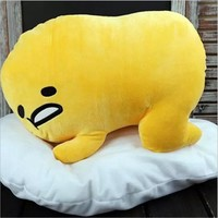 Anime Kawaii Cartoon Gudetama Egg Gift Plush Toys Lazy Egg Gudetama Stuffed Animals Toys Doll For Kids Gift