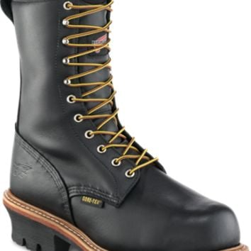 2215 Men's 9-inch Logger-Lineman Boot