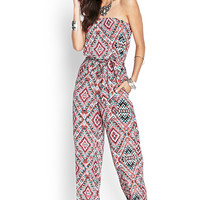 Southwestern-Inspired Jumpsuit