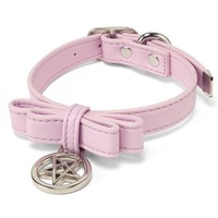 Hellcore Pussy Collar [PINK]