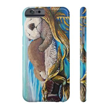 Sea Otter Phone Case