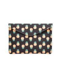 Pineapples Clutch Bag - LOLO THE BALLERINA