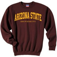 Arizona State University Crewneck Sweatshirt | Arizona State University