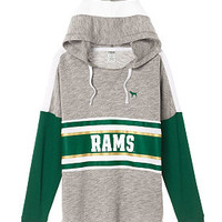 Colorado State University Varsity Pullover Hoodie - PINK - Victoria's Secret