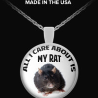 All I Care About is My Rat - Limited Edition raat
