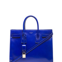 mall Sac De Jour Carryall Bag in Neon Blue