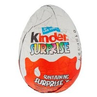Kinder Surprise Chocolate Egg, 20g - Pack of 36: Amazon.co.uk: Grocery