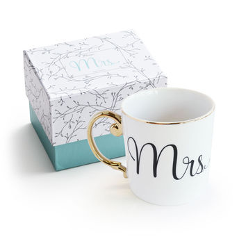 Rosanna Inc. Love Is In The Air Mug Mrs