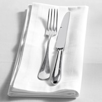 Hotel Table Linen Dinner Napkins, Set of 4