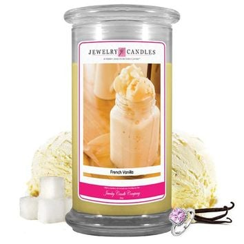 French Vanilla | Jewelry Candle®