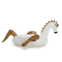 Inflatable Pegasus Pool Float