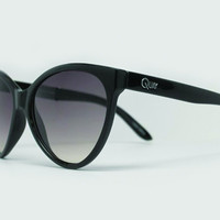 Quay I Love Lucy Grey Sunglasses