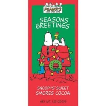 Snoopy's Sweet S'mores Hot Cocoa