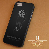 Tale As Old As Time iPhone 4 5 5c 6 Plus Case | iPod 4 5 Case