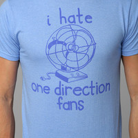 Urban Outfitters - I Hate One Direction Fans Tee