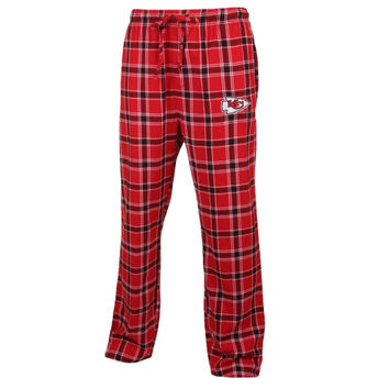 Mens Kansas City Chiefs Red Acclaim Lounge Pants