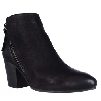 Steve Madden Jaydun Pointed Toe Ankle Boots, Black, 6.5 US