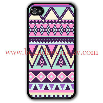 Aztec iphone case iPhone 4 Case iphone 4s case by belindawen