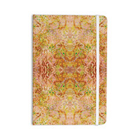 "Nikposium ""Goldenrod II"" Yellow Gold Everything Notebook"