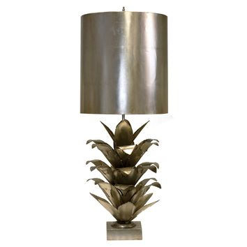 Arianna Table Lamp in Silver