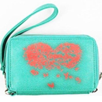Elegant trendy fashion wallet