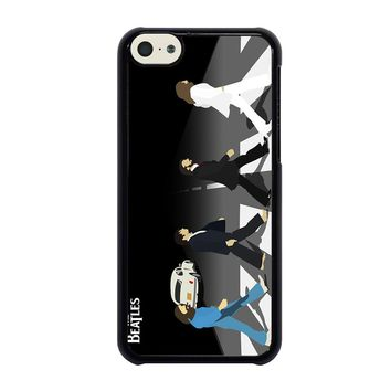 THE BEATLES ABBEY ROAD iPhone 5C Case
