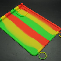 Non-stick Colorful Silicone Mat - Waterproof