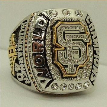 """SPORTS RING * 2014 SAN FRANCISCO """"GIANTS"""" WORLD * CHAMPIONS/ ...fast delivery!"""