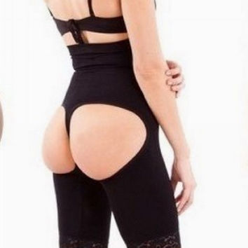 Free Shipping Best Selling High Waist Sexy Women Control Panties Butter Booty Lifter for Women