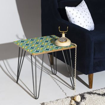 Heather Dutton Astral Slingshot Side Table