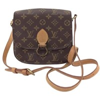 Louis Vuitton Monogram Saint Cloud MM Cross-body Bag