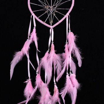 DCCKJ6E Feather Wind Bell Home Cars Dream Catcher [9613387215]