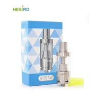5pcs/lot 100% Original Eleaf iJust 2 Tank  Atomizer 5.5ml E-juice with BDC Coil 0.3ohm for iJust 2 Starter Kit vs vape pen plus