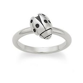Ladybug Stackable Ring | James Avery