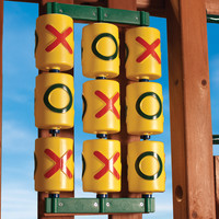 Gorilla Playsets Tic Tac Toe Panel