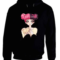 Melanie Martinez Crybaby Anime Face So Cute Hoodie
