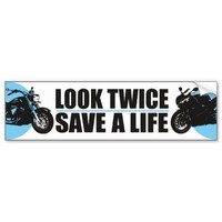 Look Twice, Save A Life