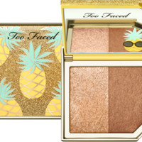 Tutti Frutti Pineapple Paradise Strobing Bronzer - Too Faced