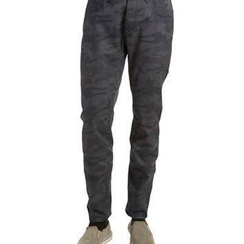 G-Star Raw Camouflage Tapered Jeans