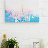 Art Remedy Wonders of NY Canvas Art