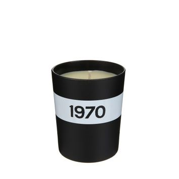 "BELLA FREUD ""1970"" candle"