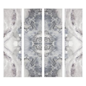 Art Addiction Inc. Marble Wall Art, Set of 4 | Bloomingdales's