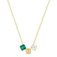 Swarovski | Glance Necklace, Green