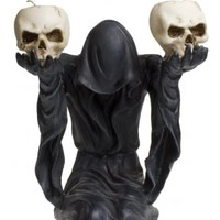 NEMESIS NOWBow to Darkness Candle Holder