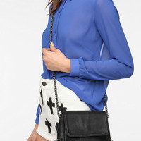 Urban Outfitters - Deena & Ozzy Spike Crossbody Bag